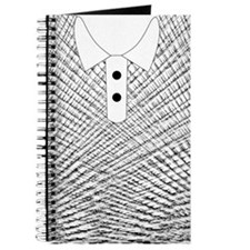 iShirt Black Thin Strips Journal