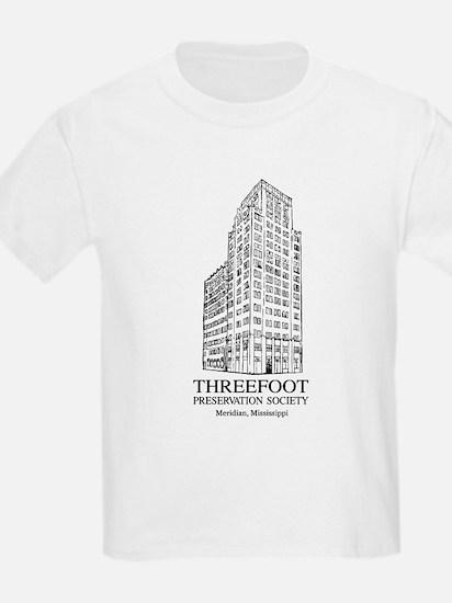 Threefoot Illustration T-Shirt