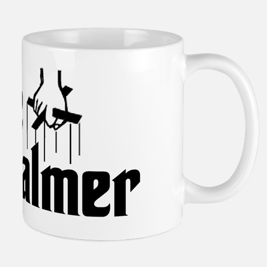 The Embalmer godfather design Mug