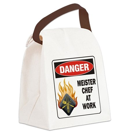 DN GM MEISTER CHEF WORK Canvas Lunch Bag