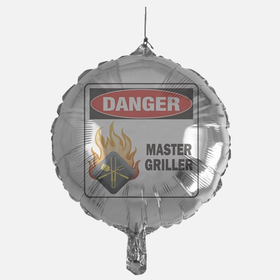 DN GM MSTR GRILLER Balloon
