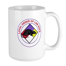 loyal order of lab rats final Mugs