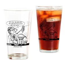 2007_lab_cartoon Drinking Glass