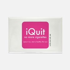 help QUIT smoking Rectangle Magnet