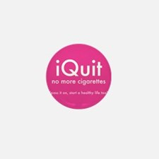 help QUIT smoking Mini Button (10 pack)