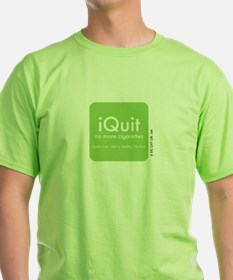 help QUIT smoking T-Shirt