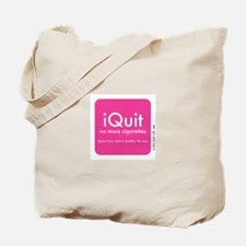 help QUIT smoking Tote Bag