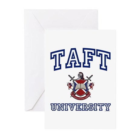 TAFT University Greeting Cards (Pk of 10)