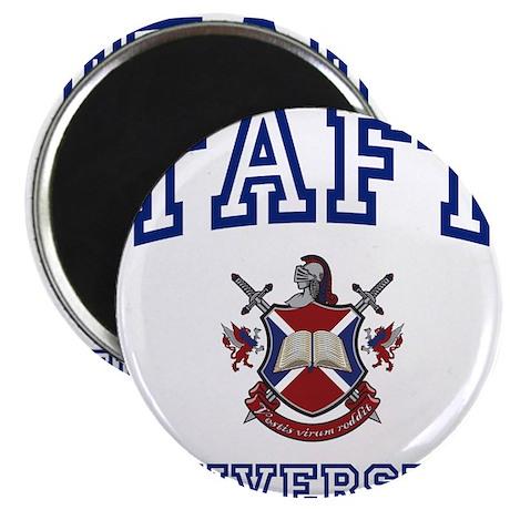 """TAFT University 2.25"""" Magnet (10 pack)"""