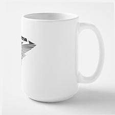 Romulan emblem Large Mug