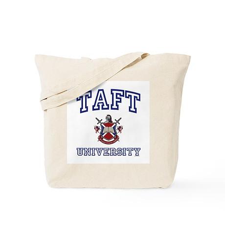 TAFT University Tote Bag