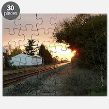 Sun Down Puzzle
