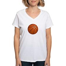 FBC Basketball Smile White Shirt