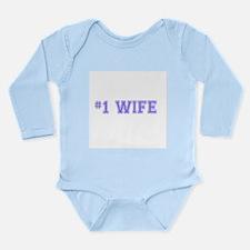 #1 Wife Body Suit