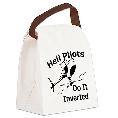 Heli.eps Canvas Lunch Bag
