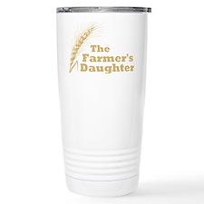 Farmers Daughter 2 Large Travel Mug
