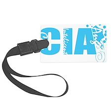 CIA FEMALE Luggage Tag