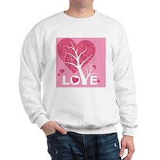 LoveTreeCase4 Sweatshirt