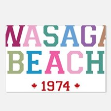 Wasaga Beach 1974 B Postcards (Package of 8)