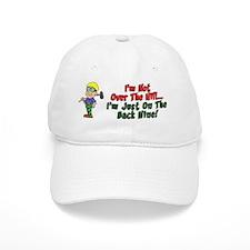 Just On The Back Nine Mug Baseball Cap