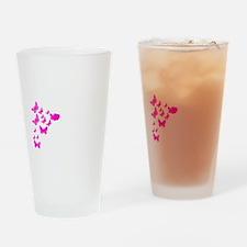 pepper-spray-cop1 Drinking Glass