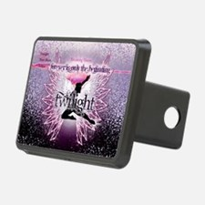 breaking dawn pink angel g Hitch Cover