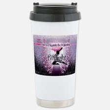 breaking dawn pink angel good c Travel Mug