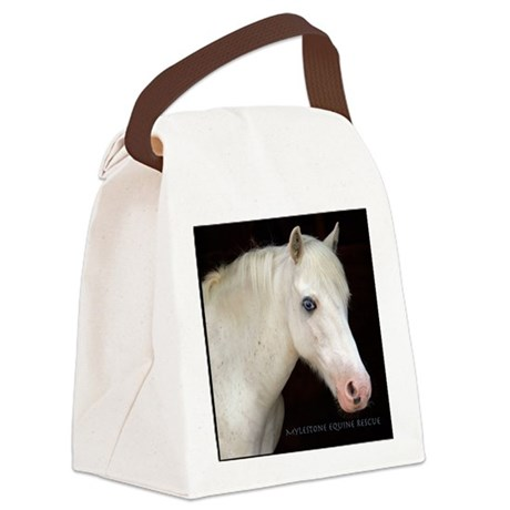Keepsake-Logan Canvas Lunch Bag
