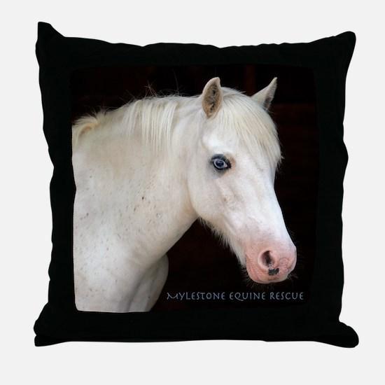 Keepsake-Logan Throw Pillow