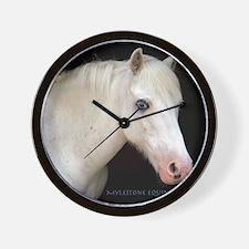 Keepsake-Logan Wall Clock