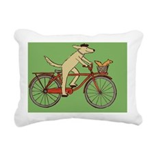 dogsquirrelbag Rectangular Canvas Pillow