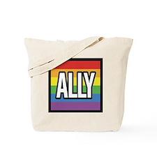 AllyShirt Tote Bag
