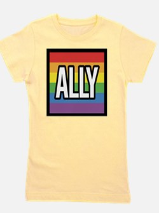 AllyShirt Girl's Tee