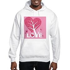 LoveTreeLaptop2 Hoodie