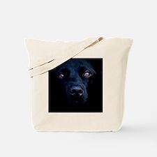 blacklab ipad Tote Bag