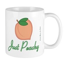 GA Just Peachy Mug