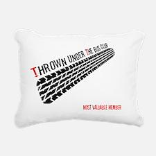 BUS mvp Rectangular Canvas Pillow