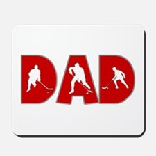 Hockey Dad Mousepad