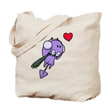 devil_cold_no stmt Tote Bag