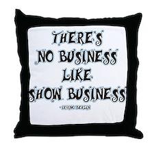 Irving Berlin Throw Pillow