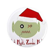 "Zombie Night 3.5"" Button"