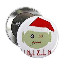 "Zombie Night 2.25"" Button"
