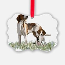 walker coonhounds Ornament