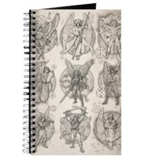 -9Angels8x10 Journal