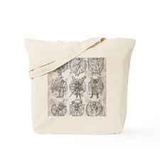 -9Angels8x10 Tote Bag
