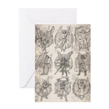 -9Angels8x10 Greeting Card