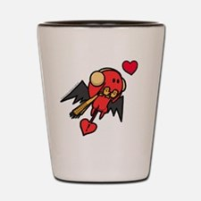 cupid_cold Shot Glass