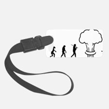 nuclear Luggage Tag