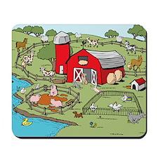 FarmScenePZ Mousepad
