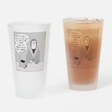 Bread - no text Drinking Glass